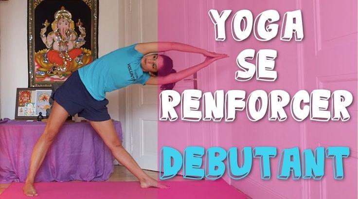 Dans ce cours de Yoga gratuit et en français, découvrez une séance dont le but est de renforcer le corps harmonieusement, des pieds à la tête! Nous travaille...
