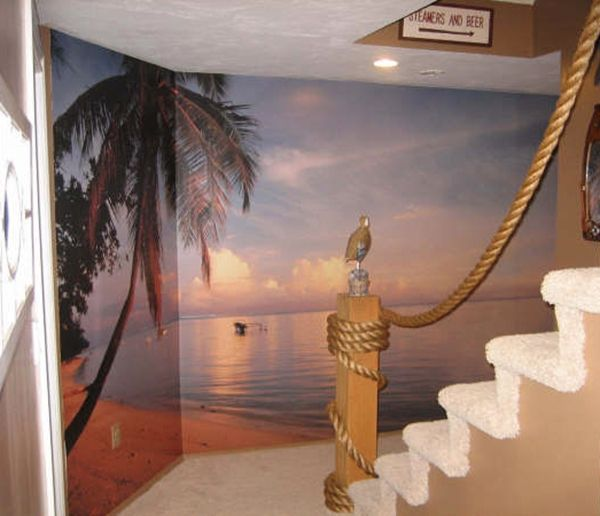 17 Best Images About Coastal Bathrooms On Pinterest: 17 Best Images About Murals On Pinterest