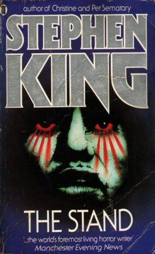 The Stand, by Stephen King | Books I Like | Pinterest