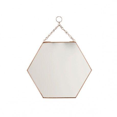 Les 155 meilleures images propos de atelier bijouterie for Miroir hexagonal cuivre