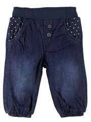 NEWBORN NITOTLEA JEANS, Dark Blue Denim