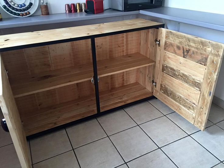 Kitchen Cabinets From Pallets 97 best kitchen remodel ideas images on pinterest | kitchen, diy
