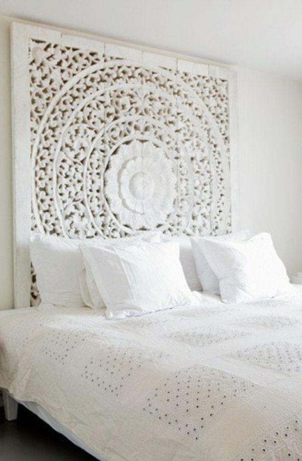 Kopfteil Fur Bett 46 Super Coole Designs Archzine Net White