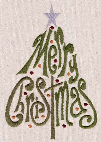 400 FREE Merry Christmas Tree