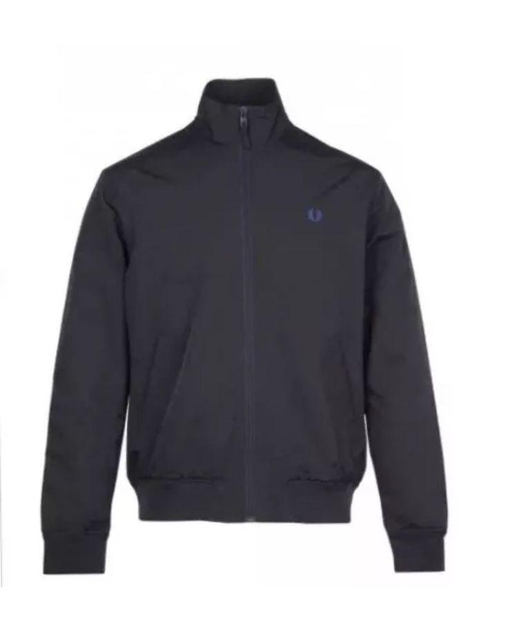 Fred Perry Mens Navy Blue Nylon Sailing Jacket Coat XL NWT    eBay