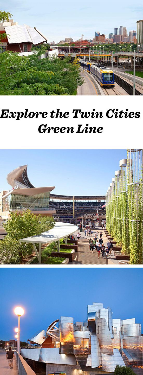 Park the car and hop on the Green Line. The Twin Cities' sleek new light-rail line offers an easy tour of the metro: http://www.midwestliving.com/travel/minnesota/minneapolis/explore-the-green-line-between-minneapolis-and-saint-paul #minnesota #minneapolis #saintpaul