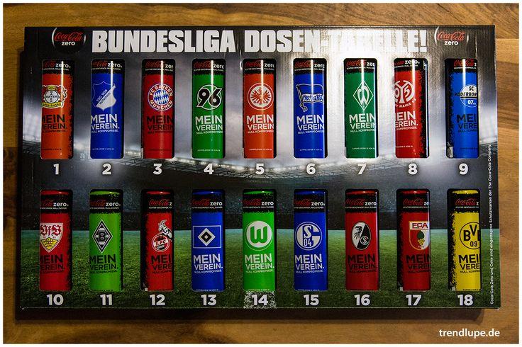 Hier die aktuelle Bundesliga Tabelle #NullKompromisse