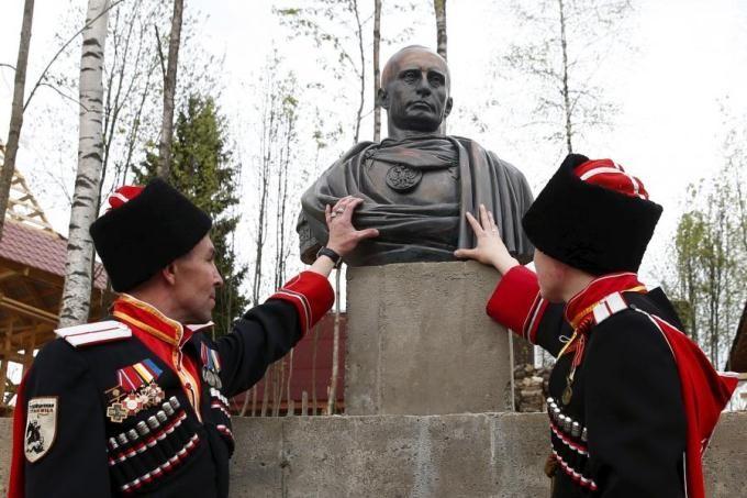 Poprsje Putina kao rimskog cara otkriveno blizu Sankt Peterburga > Slobodna Dalmacija - Mobilni Portal > Slobodna Dalmacija - Mobilni Portal - Scena