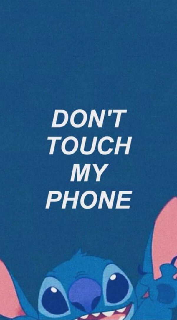 Don T Touch My Phone Tapetsaries In 2019 Iphone Wallpaper