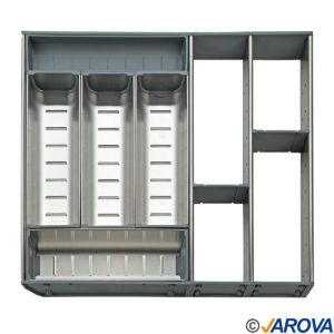 Stainless Steel Cutlery Drawer Inserts