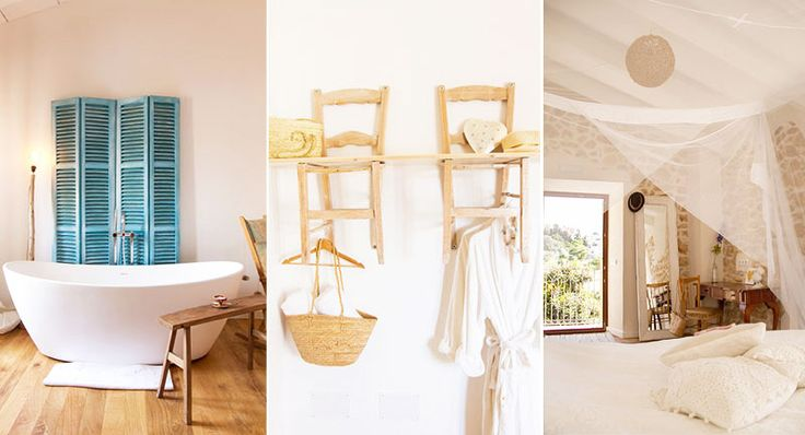 The Pink Pepper Tree - Charming hotel in Mallorca, Spain. ♡ #tendenciacool
