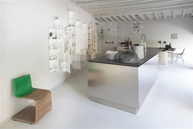 Boffi cucine bagni sistemi showroom solferino milano - Cucine boffi milano ...