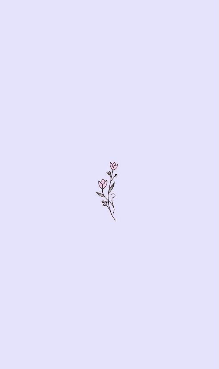 vihpmu in 2020 | Purple wallpaper iphone, Cute simple ...