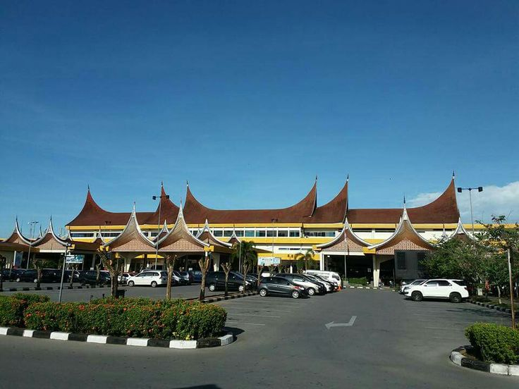 Bandara International Minangkabau, Sumatera Barat