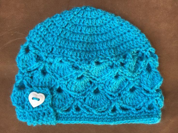 Handmade Crocheted Beanies