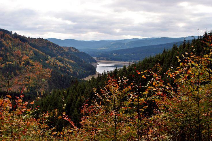 Autumn at the dam Šance