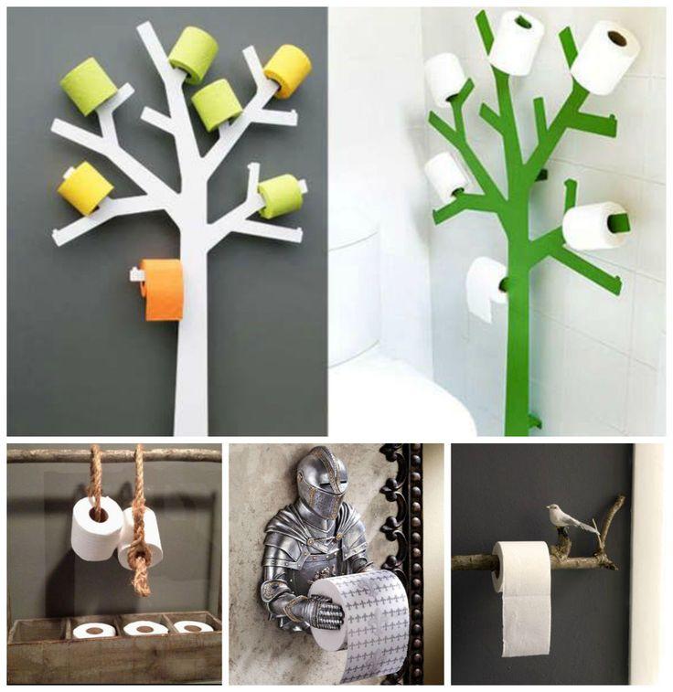 M s de 25 ideas incre bles sobre portarrollos papel for Portarrollos papel higienico