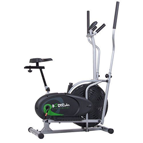 11 best ellipticals images on pinterest elliptical machines body rider brd2000 elliptical trainer and exercise bike with seat dual trainer exercise machines fandeluxe Choice Image