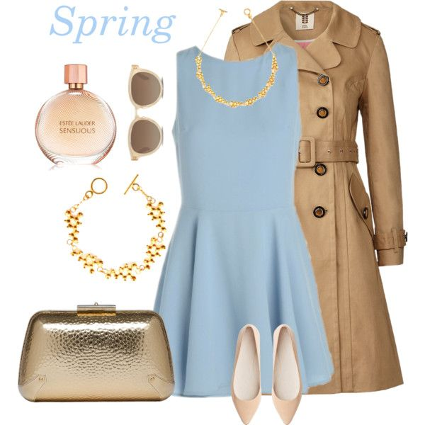 """""""Spring - Placid Blue"""" by emily-alice-ball on Polyvore"""
