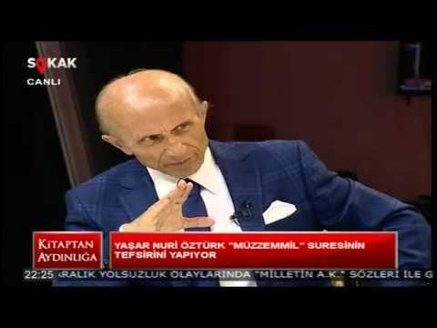 Kitaptan Aydınlığa 08.04.2015 | Prof.Dr. Yaşar Nuri Öztürk | Kanal Sokak
