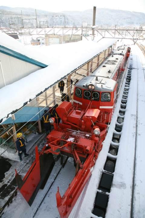 DD14 snowplow - Takahiro Kuriyama • 1 year ago - Japan