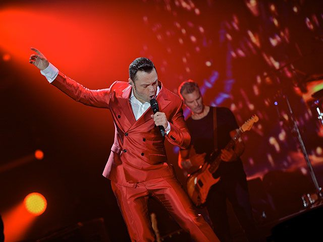 Radio Italia - Multimedia - TIZIANO FERRO - EUROPEAN TOUR 2015 TORINO