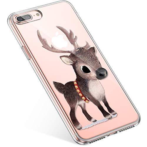 coque iphone 8 cerf