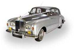 Rolls Royce Silver Cloud - wedding car