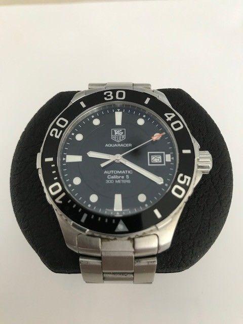 Tag heuerAquaracer Calibre 5 Automatic Men's Watch