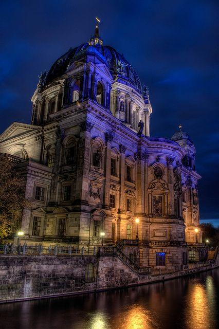 Berlin church | Flickr - Photo Sharing!