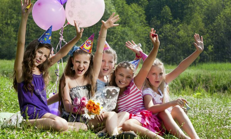 Children's birthday Games for indoors and outdoors from 4 years