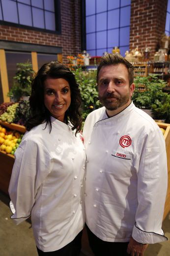 MasterChef Canada's Line and Dave ready for final battle MasterChef Canada #MasterChefCanada