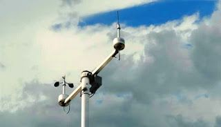 Ideas and Travelling: Anemometer