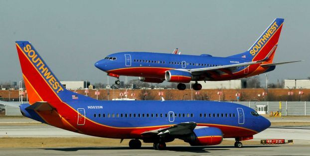 Southwest cancels 57 flights after computer glitch - Houston Chronicle http://www.buttemtnews.com/   #cancels #Chronicle #takeoffs #aircraft #Hawkins #Agnew #sluggish #Oakland