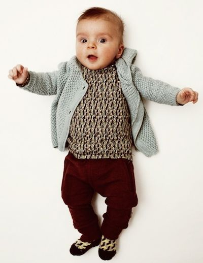Kidscase moda para bebés y niños para los meses mas fríos > Minimoda.es