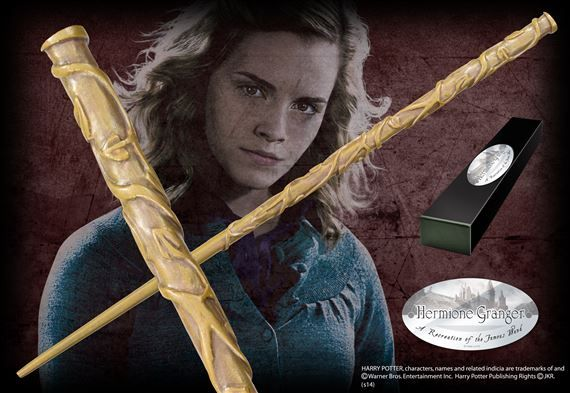 Hermione Granger wand. I own this!