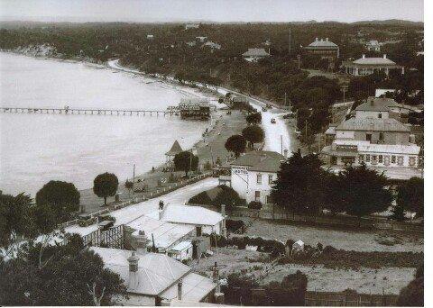Sorrento, 1930s.
