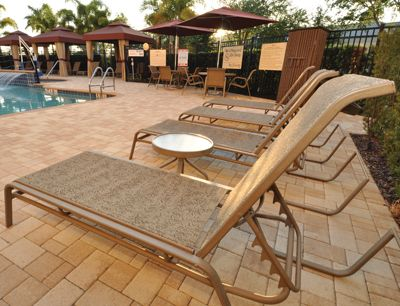 Monterey Sling Chaise Lounges. : commercial pool chaise lounge - Sectionals, Sofas & Couches