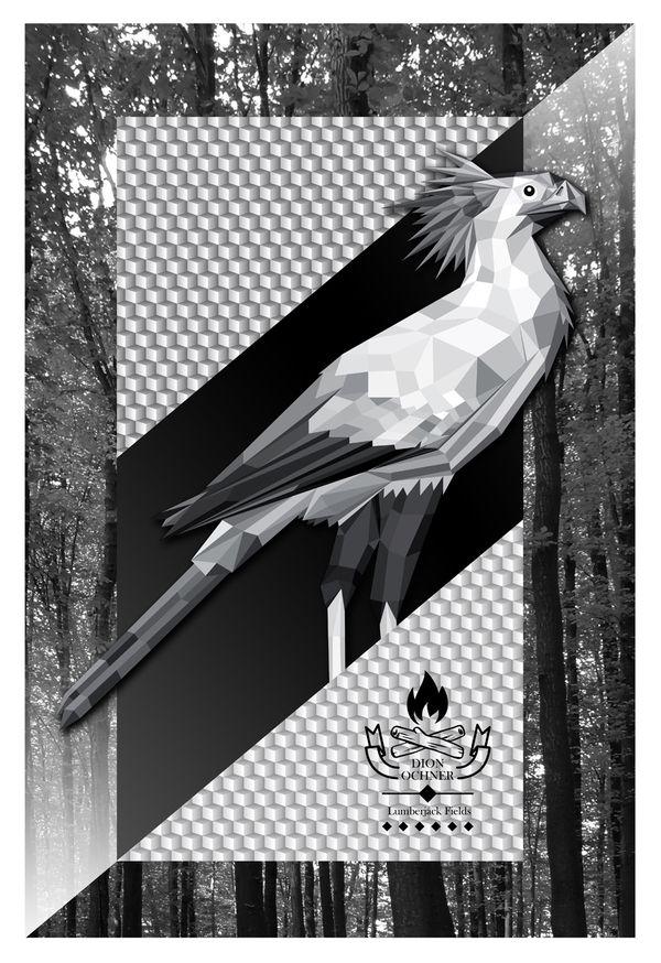 Dion Ochner Ilustration Series by Estudio Blanka , via Behance