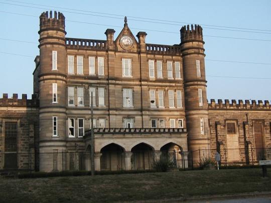 Moundsville Penitentiary Halloween Tour