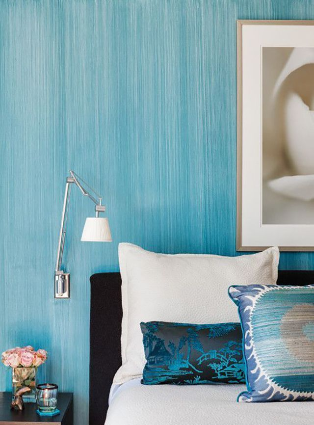 10 Decorative Paint Techniques For Your Walls Bedroom Wall