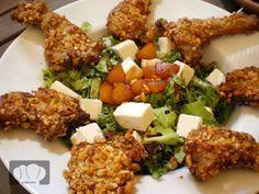 Chuletas de cordero con avellanas, Receta por Pepa cooks - Petitchef