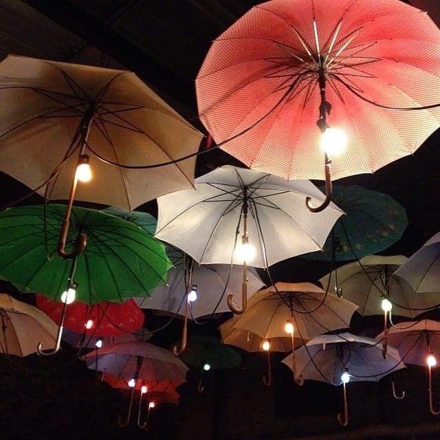 Best 25 Umbrella Lights Ideas On Pinterest Parasols