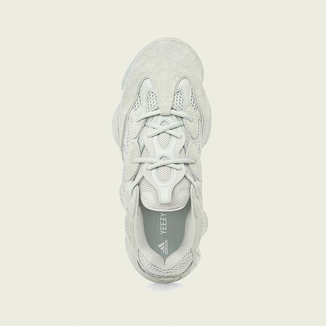 detailed pictures c5244 d53d9 Register now for the adidas Originals YEEZY 500 'SALT ...