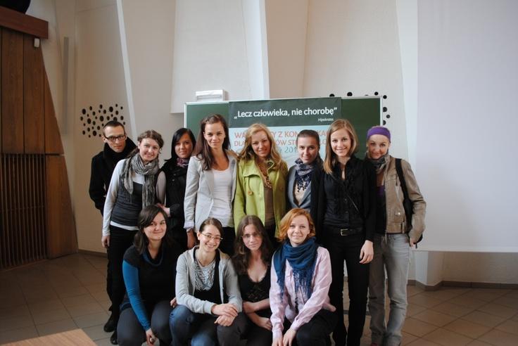 The workshop in Szczecin