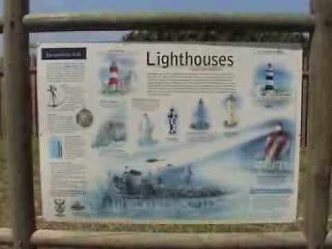 #Explore #PortShepstone's little #lighthouse VIDEO ON OUR WEBSITE #ThingstoDo #MeetSouthAfrica #KZNSouthCoast