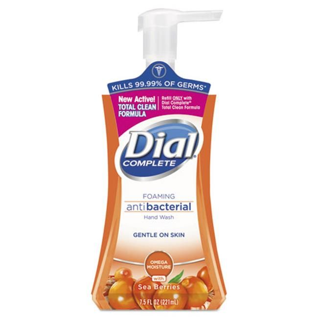 Dial Professional 12014ea Antimicrobial Foaming Hand Soap 44 Sea
