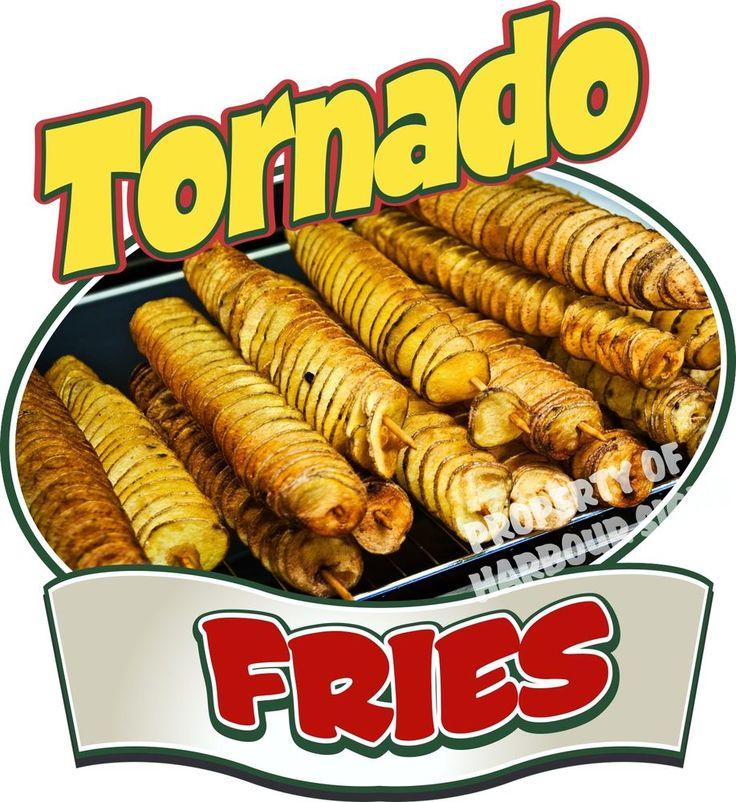 How To Make Tornados Food Recipe