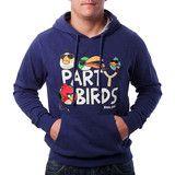 Ανδρική μπλούζα Hoodie Angry Birds #www.pinterest.com/brands4all