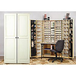 meubles rangement scrapbooking